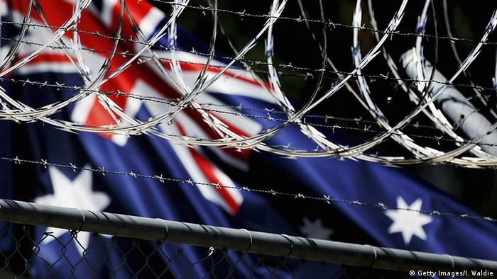 Australien Gefängnis (Getty Images/I. Waldie)