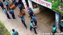 Bangladesch Polizei Islamisten Dhaka