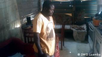 Wohnungen von Opfer von Zwangsräumungen in Luanda