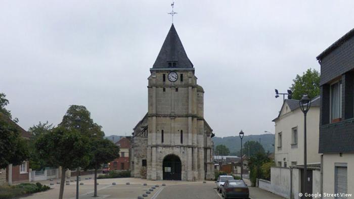 Biserica Saint-Étienne-du-Rouvray