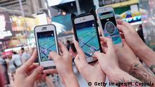 Symbolbild Pokemon Go bereits 75 Millionen Downloads
