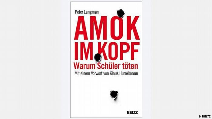 Buchcover Amok im Kopf (Foto: BELTZ)