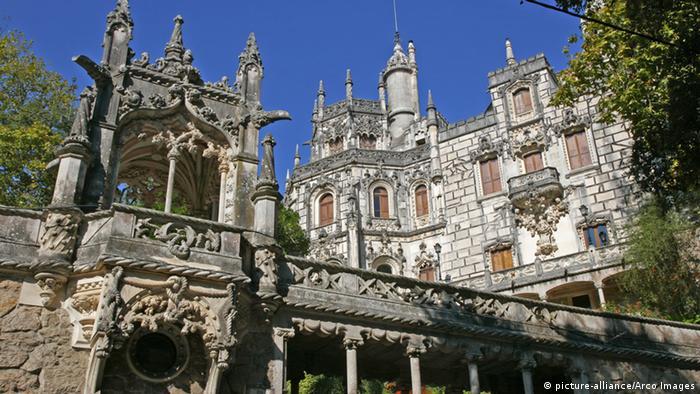 Португалия: Кинта де Регалейра
