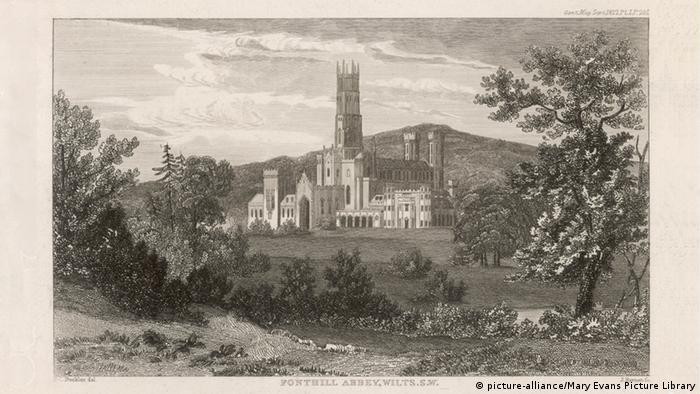 Англия: Фонтхиллское аббатство