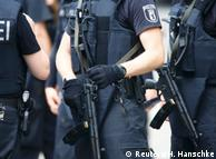 Полиция в Берлине