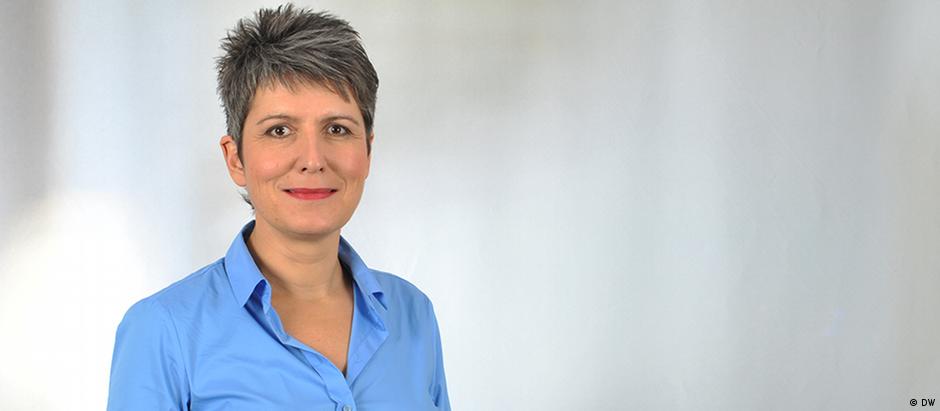 Ines Pohl é correspondente em Washington