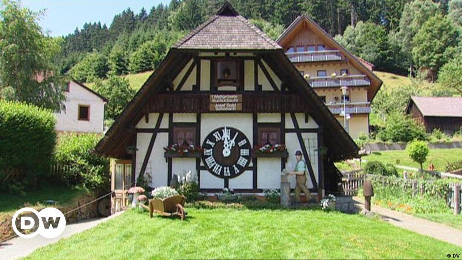 Reise Durch Den Schwarzwald Euromaxx Leben Und Kultur In Europa Dw 26 07 2016