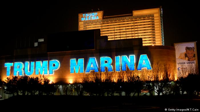 Die Immobilien des Donald Trump Trump Marina verkauft?