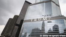 Die Immobilien des Donald Trump Trump Tower Chicago