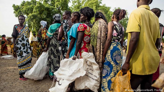 UN says South Sudan government forces raped, killed