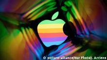 Apple Logo Samsung OLED