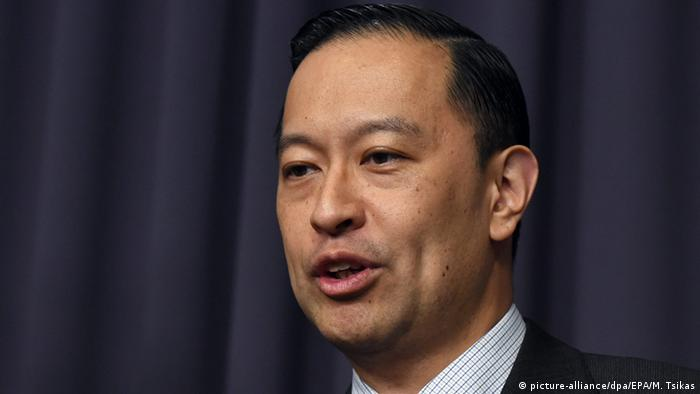 Australien Thomas Lembong in Canberra