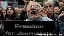 مظاهرات ضد قمع الحريات في تركيا