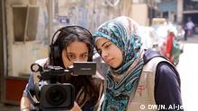 Bürgerjournalisten Libanon Flüchtlingscamp Shatila
