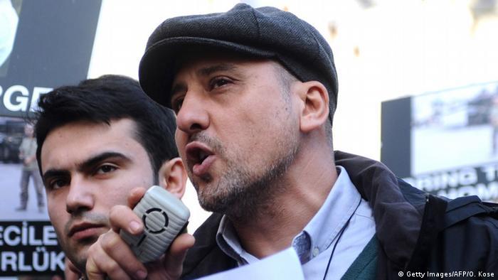 Türkei Journalist Ahmet Sik