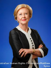 portrait picture of woman  Copyright: Australian Human Rights Commission/Matthew Syres
