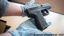 Deutschland Darknet Waffen