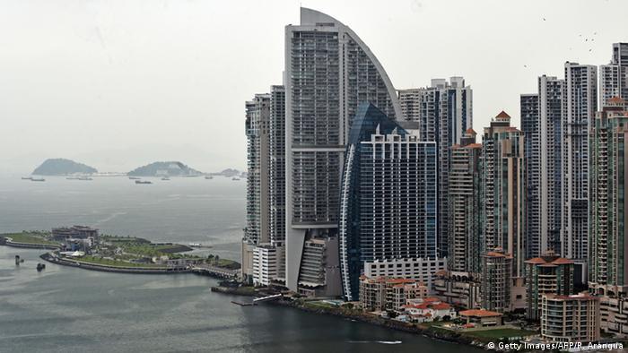 Trump Ocean Club, Panama City, copyright: Getty Images/AFP/R. Arangua