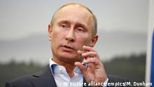 Russland Wladimir Putin
