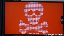 Wiesbaden BKA Vorstellung Lagebericht Cybercrime 2015 PETYA