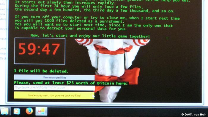 Wiesbaden BKA Vorstellung Lagebericht Cybercrime 2015 Ransomware