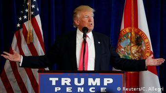 USA Trump PK in Miami