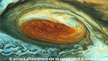 Großer Roter Fleck auf dem Jupiter