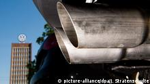 Archivbild Symbolbild Volkswagen im Krisenmodus