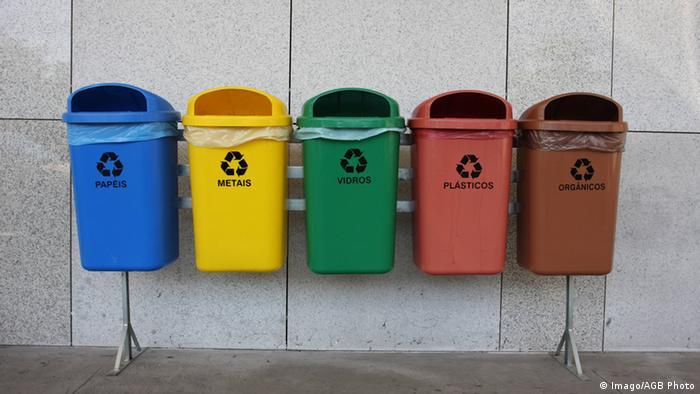 BdW Global Ideas Bild der Woche KW 30/2016 Brasilien Abfallwirtschaft (Imago/AGB Photo)