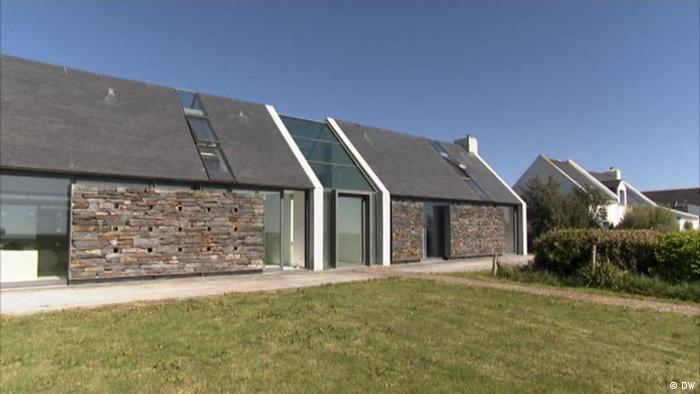 An island home in Brittany