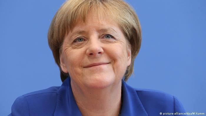 Angela Merkel Bundespressekonferenz