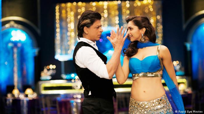Bollywood Film Happy New Year