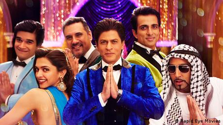 Bollywood Film Happy New Year