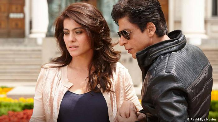 Bollywood Film Dilwale mit Shah Rukh Khan und Kajol Devgan (Rapid Eye Movies)