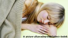 Symbolbild Schlafen