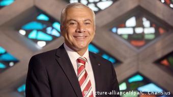 Daniel Abdin, Vorsitzender des islamischen Zentrums Al-Nour in Hamburg