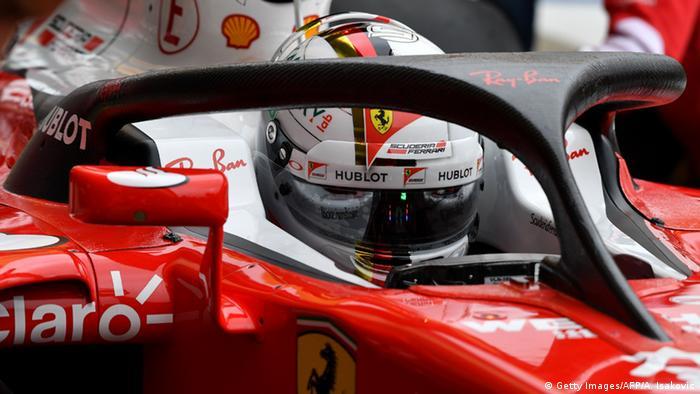 Vorerst kein Cockpit-Schutz in der Formel 1   Sport   DW