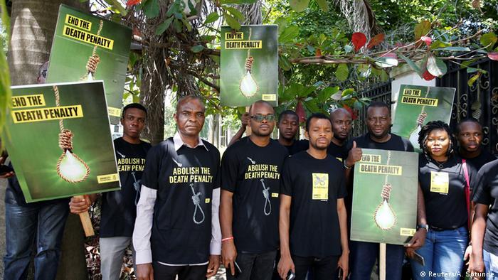 Indonesien Hinrichtungen Proteste in Abuja