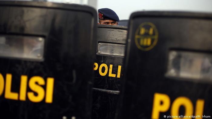 Indonesien Todesstrafe (picture-alliance/dpa/M. Irham)