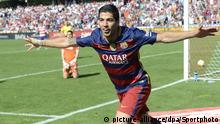 Luis Suarez Fußball Spanien