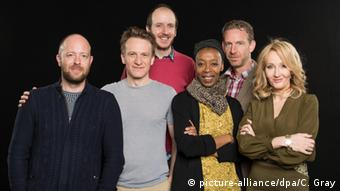 Harry Potter and the cursed child Team Schauspieler