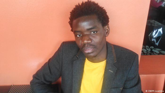 Angolanischer Aktivist Nuno Dala