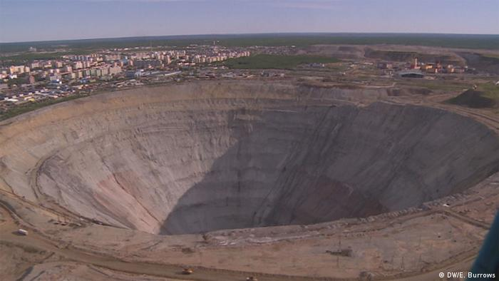 Mirny Diamantenmine