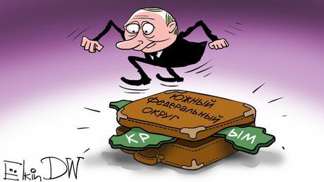 Кремль перепакував Крим