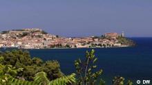 Euromaxx Insel Elba. Copyright: DW via Jasmin Al-Yasri, DW Euromaxx