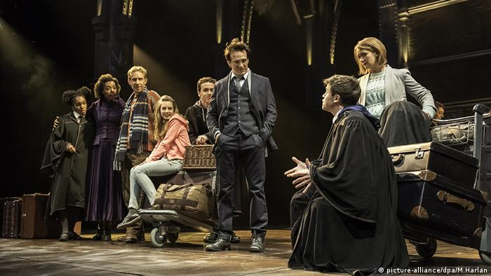 Harry Potter und das verwunschene Kind Harry Potter and the cursed child