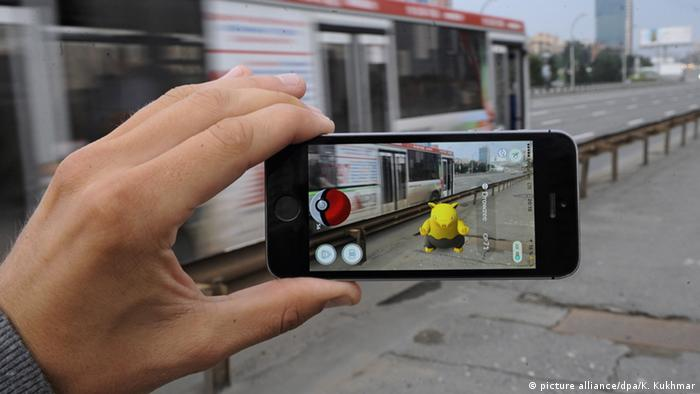 Pokemon Go Russland