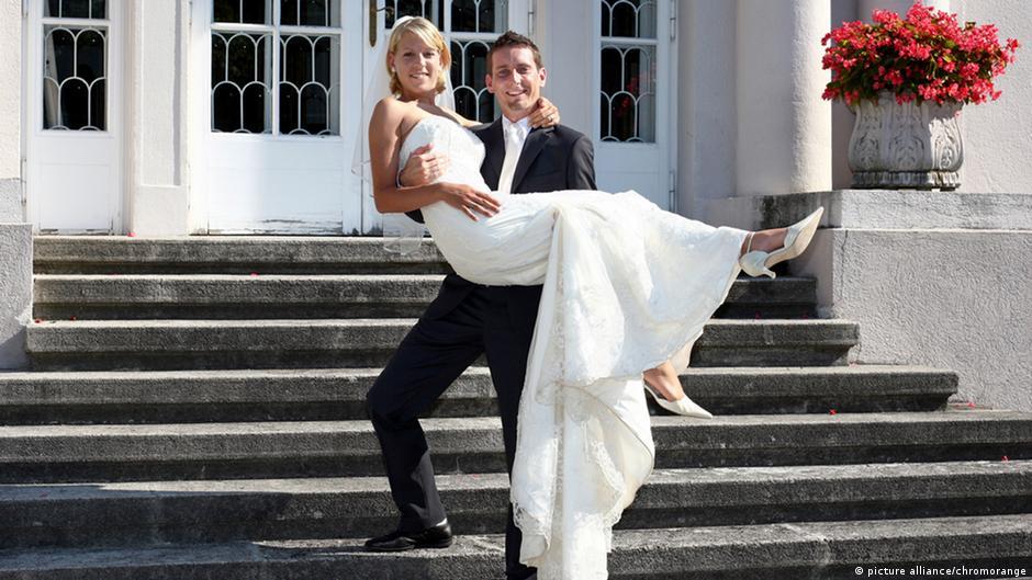 Свадьба в Германии. Немецкие традиции