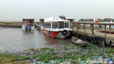 Nigeria Müll zerfrisst Motoren