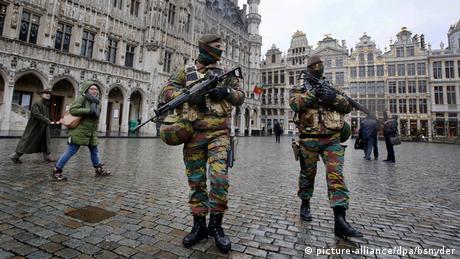 Βέλγιο: Η τρομοκρατία κομμάτι της καθημερινότητας